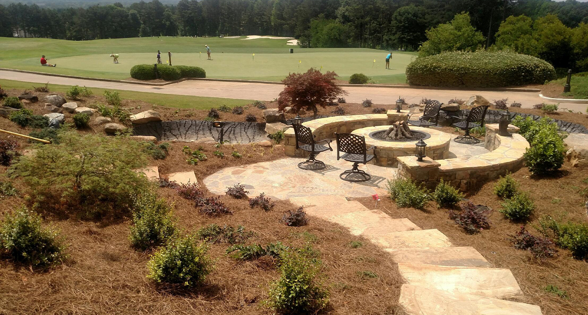 Commercial Landscaping by Outdoor Effects
