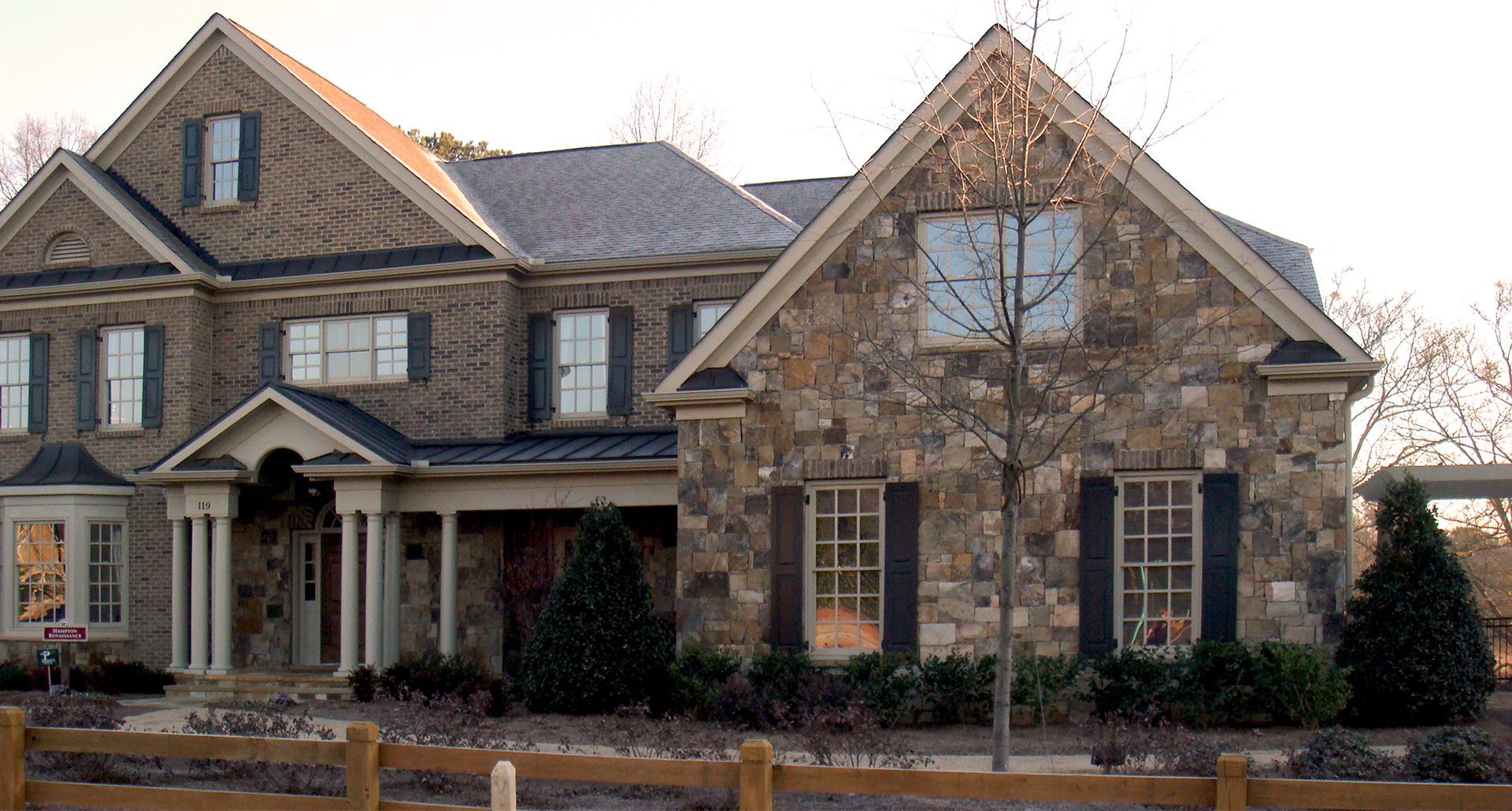 Residential Landscaping in Woodstock, GA